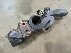 1961 1962 Ford Thunderbird Interior Heater Blower Housing Duct Case Hot Rod