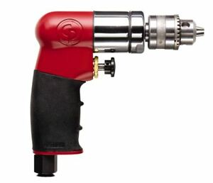 Chicago Pneumatic Cp7300r 1 4 Inch Chuck Reversible Air Drill