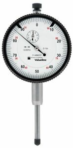 Continuous Reading Dial Indicator Agd 2 2 250 Dial Size 0 To 1 Range