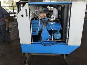 Variable Speed 40 Hp Air Compressor 6995 00 Long Beach Ca Fob