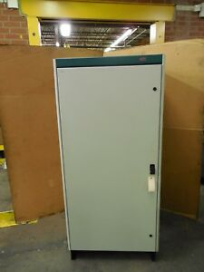 No Name 32 x31 x71 Steel Floor Mount Electrical Enclosure Cabinet Type 1