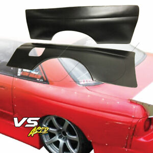 Vsaero Frp Dma Wide Body 20mm Fenders rear 2dr Coupe For Nissan Skyline R