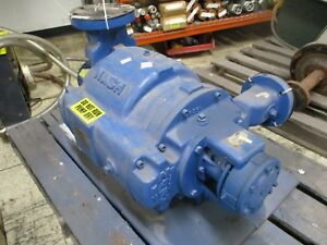 Gardner Denver Nash 2 stage Vacuum Pump Size Tc5 5 Manufacturer Refurbished