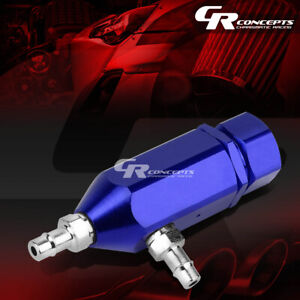 Adjustable Turbo 30 Psi Ball Manual Closed Loop Boost Bypass Controller Blue