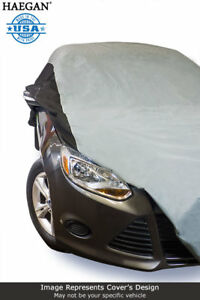 Usa Made Car Cover Gray black Fits Ford Mustang 2010 2011 2012 2013 2014 2015