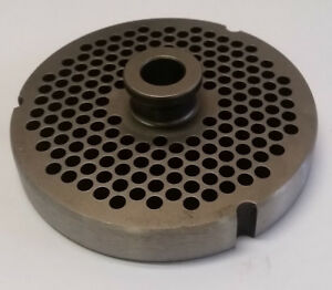 German Made 1 8 Hole D2 Tool Steel 22 Grinder Plate With Hub 13mm Thick