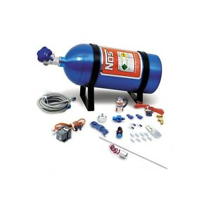Nos 16029nos Ntimidator Illuminated Led Nitrous Purge Kit
