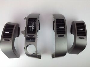 2004 2009 Toyota Prius Dash Ac Air Duct Heater Vents Trim Set Of Four 4 Oem