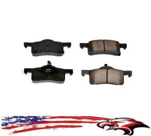 New Rear Ceramic Brake Pads For Ford Expedition Lincoln Navigator 2003 2006