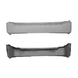 Cpp Rear Bumper Cover For 2008 2012 Jeep Liberty