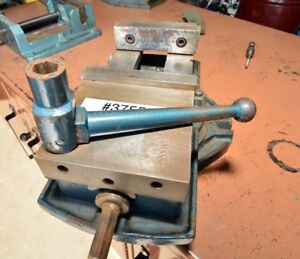 Enco Milling Machine Vise With Swivel Base inv 37555