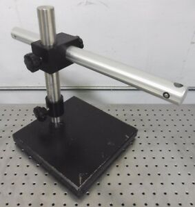 C143527 Microscope Boom Stand W Weighted Base