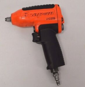 Snap On 3 8 Drive Air Impact Wrench Gun Mg325