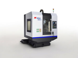 Cnc Vertical Milling Vm601d Tapping Center Ohio