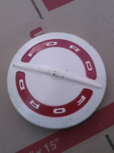 1963 To 1965 Ford Pickup Truck Dog Dish Hub Cap Wheel Cover 10 5 Inch Original