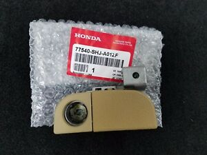 New Genuine Honda Odyssey Glove Box Lock Handle 08 10 77540 shj a01zf Ivory