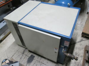Quincy Rotary Screw Compressor Qmb15aca32sf 15hp 460v 55 428 Hours Used