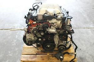 2016 Dodge Challenger Hell Cat Oem Engine N Auto Trans Swap V8 Supercharged 6 2