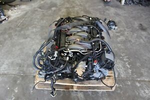 2012 Ford Mustang Gt 5 0 V8 Oem Coyote Engine Manual Transmission Swap 1074