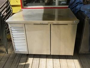 Aht Stainless Steel Commercial Freezer