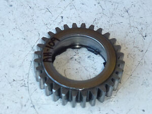 28t Gear Wheel 1961949c1 Case Ih 275 Compact Tractor Transmission