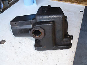 4wd Gear Box Housing 84122181 New Holland Case Ih Cnh T5060 Tractor