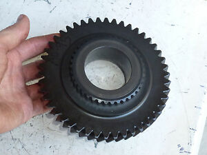 Driven Shaft Gear 5172048 New Holland Case Ih Cnh T5060 Tractor