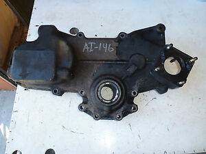 Timing Cover 1962825c1 Case Ih 275 Compact Tractor Mitsubishi K3m Diesel Engine