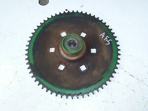 Reel Drive Chain Sprocket E82336 John Deere 820 710 720 Sickle Mower Conditioner