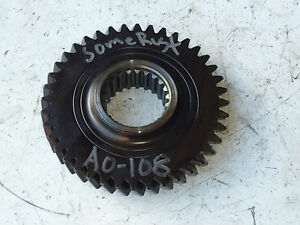 Driving Gear 5123982 New Holland Case Ih Cnh Tractor 84238371