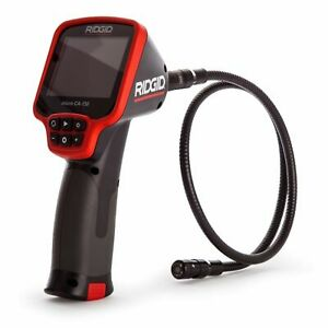 Ridgid Micro Ca 150 36848 Inspection Camera With 3 5 Color Display