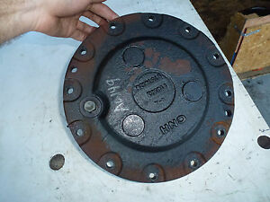 Front Axle Planetary Cover 87574126 New Holland Case Ih Cnh T5060 Tractor