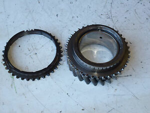 Countershaft Gear Wheel 24t 1961957c1 Case Ih 275 Compact Tractor Transmission