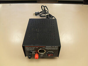 Pyramid Regulated Power Supply Model Ps 9kx