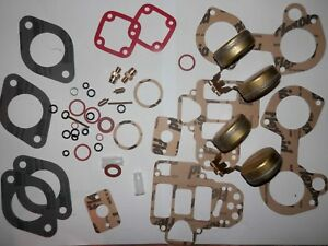 Weber 40 Dcoe Carburetor Basic Service Kit With Floats One Pair