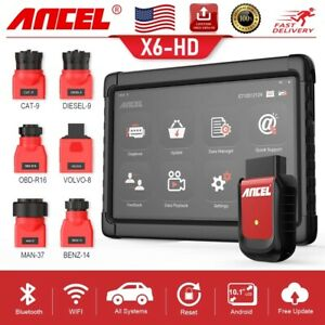 Car Engine Check Obd2 Code Reader Scanner Diagnostic Tool Scann Foxwell Nt201 Us