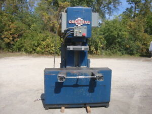 Colonialbroach 20 Ton Hydraulic Straightening Gap Frame Press Model Ps20 12