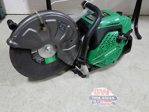 14 Gas Masonry Cut Off Saw 75cc Hitachi recon 75cc