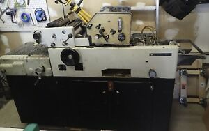 Offset Printing Press Multi 1250 2 Color With T head