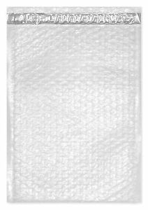 250 7 Bubble Out Bags 10 X 15 5 Poly Wholesale Clear Pouches