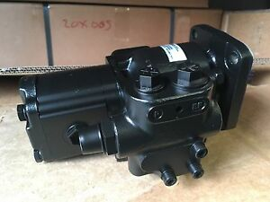 Genuine Parker jcb Loadall Twin Hydraulic Pump 20 925357 Made In Eu