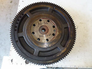 Flywheel 84519262 New Holland Case Ih Cnh T5060 Tractor Power Shuttle
