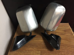 88 95 Chevy Gmc Truck Mirrors Oem Stainless
