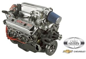 Chevrolet Performance Ram Jet 350 Pfi Engine 19417619