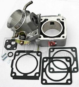 1986 1993 Mustang Or Cobra 5 0 65mm 65 Mm Power Throttle Body Egr Spacer