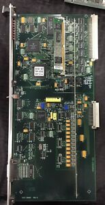 Van Dorn Temperature Pcb Circuit Board Model Assy 330021 Rev c 184