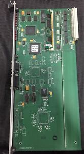 Van Dorn Communications Pcb Circuit Board Model Assy 330081 Rev a 187