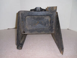 67 72 Chevy Pickup Truck Original Gm Battery Box For A c 1972 1971 1970 1969