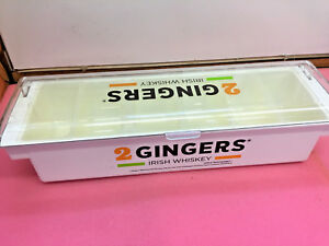 Bs3 2 Gingers Irish Whiskey Condiment Container Dispenser Only 1 On Ebay Rare