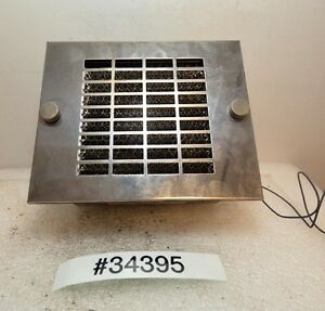 Kooltronic Kp 40 Control Enclosure Fan With Filter inv 34395